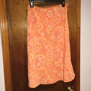 Dresses & Skirts - Orange Skirt !